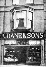crane u0026 sons regent street wrexham wrexham history