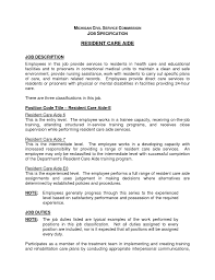 Sample Resume Objectives For Teachers Aide by Sample Resume For Dietary Aide Resume For Your Job Application