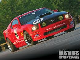 kenny brown mustang kenny brown csr 69 2005 ford mustang gt balance and