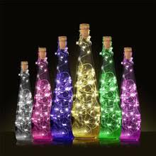 Wine Bottles With Lights Popular Lighted Wine Bottles Buy Cheap Lighted Wine Bottles Lots