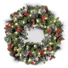 the 8 best christmas decor wreaths to buy in 2017