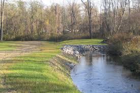 Mill Creek Landscaping by Municipal U2014 Bme Associates
