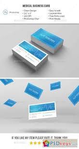 Medical Business Card Design Medical Business Card 19691749 Free Download Photoshop Vector