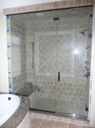 glass tile shower with bench showers decoration glass tile shower glass tile in shower bathroom modern with installing glass tile on shower walls ceramic easy to install bathroom shower wall tiles