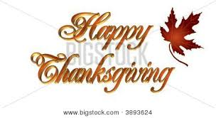 happy thanksgiving text 3d image photo bigstock