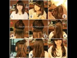 hair clip rambut 0857 456 100 55 cara pasang hair clip cara pasang hairclip