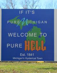 Michigan travel clubs images Michigan mondays top 5 things to do in hell club narwhal png