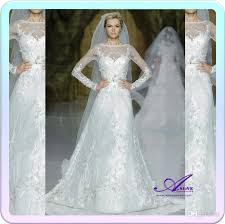 wedding dress elie saab price discount 2014 designer elie saab a line scoop sleeve