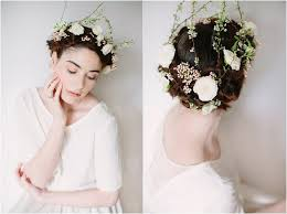 floral headdress parisian floral headdresses