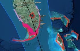 Mexico Beach Map by 100 Mexico Hurricane Map Nasa Produced Damage Maps May Aid