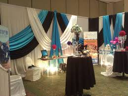 wedding expo backdrop 134 best bridal show booth design ideas images on