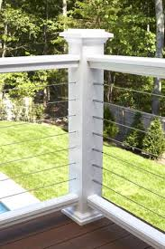 aluminum and composite deck railing pro deck and patio
