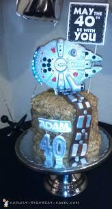 wars cake coolest wars cake for my husband s 40th birthday