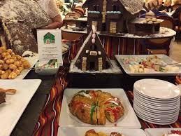buffet pour cuisine une partie du buffet desserts pour l épiphanie picture of hotel