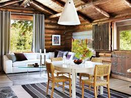 modern log home interiors best 25 modern log cabins ideas on log cabin