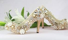 wedding shoes luxury medium heel luxury gold wedding shoes bridal shoes