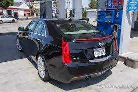 cadillac cts gas mileage 2013 cadillac ats term road test mpg