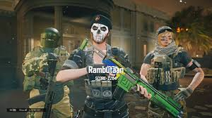 Rainbow Six Siege Operators In The Top 10 Operators In Rainbow Six Siege