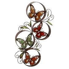 home decor imports inc metal butterfly wall decor variations imports inc variations