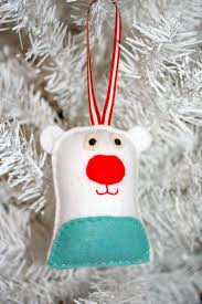 198 best christmas felt crafts images on pinterest christmas