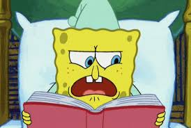 the 15 stages of finals as told by spongebob squarepants