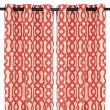 Lattice Design Curtains Lattice Print Gatehill Curtain Panels