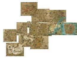Image Of World Map World Map Project Large Image Fan Creations Runes Of Magic Eu