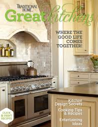 Great Kitchen Design Great Kitchens From Traditional Home Cucina Design