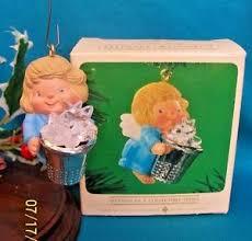 hallmark ornament 1984 thimble 7 value 65 00 ebay