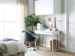 White Office Desk Ikea Fantastic Ikea Black Office Desk Home Office Furniture Ideas Ikea