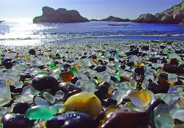 glass beach the glass beach a beach of 1000 reflections my best place