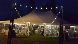 wedding tent lighting tent lighting wedding and event lighting