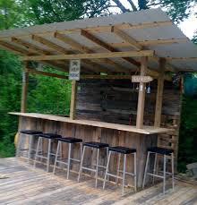 Backyard Bar Ideas 20 Best Tiki Bar Images On Pinterest At Home Backyard Bar And