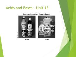 acids and bases u2013 unit 13 chemistry of acids and bases 1 watch