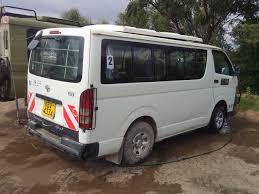 2007 toyota hiace ex tour van 1 6m kenya car bazaar ltd