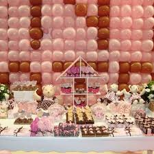 table decorations for baby shower baby shower decoration table ideas sweet table for baby shower