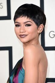 5 fantastic short haircuts that aren u0027t bobs on rita ora zendaya
