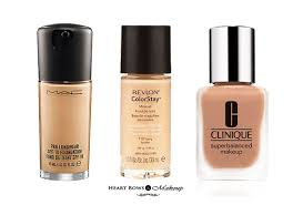 best liquid foundation for oily bination skin in india high coverage options