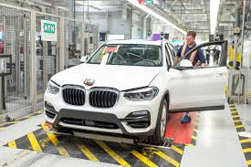 five things to know about the new 2018 bmw x3 and bmw plant