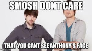 Smosh Memes - smosh don t care meme generator imgflip