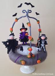 105 best felt craft halloween images on pinterest felt dolls