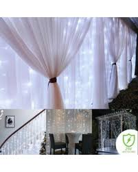 snag this fall u0027s sale 64 off zimtown 300 led patio curtain