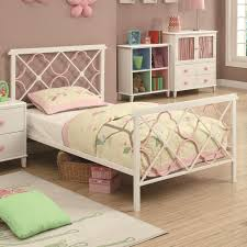 Latest Wooden Single Bed Designs Tween Boy Bedroom Ideas Brown Finish Oak Night Orange Trellis