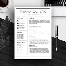 Top Ten Resume Format Best 25 Modern Resume Template Ideas On Pinterest Modern Resume