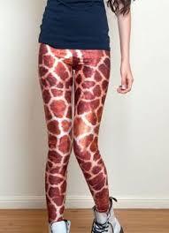 Giraffe Print Leggings Tyler Top And Giraffe Print Leggings Nicole Miller 2013 Artelier