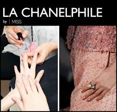 chanails chanel nails from the fall winter 2012 13 haute couture