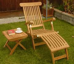 beautiful teak steamer chairs classic teak patio furniture