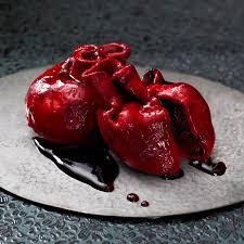 not so humble pie true love a human heart cupcake