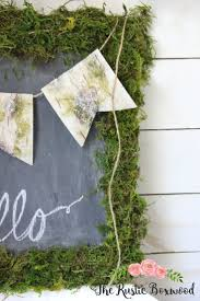 How To Make A Moss Wall by 509 Best The Rustic Boxwood Blog Images On Pinterest Diy
