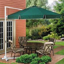 Canopies For Patios Southern Patio Replacement Canopies Off Set Umbrellas
